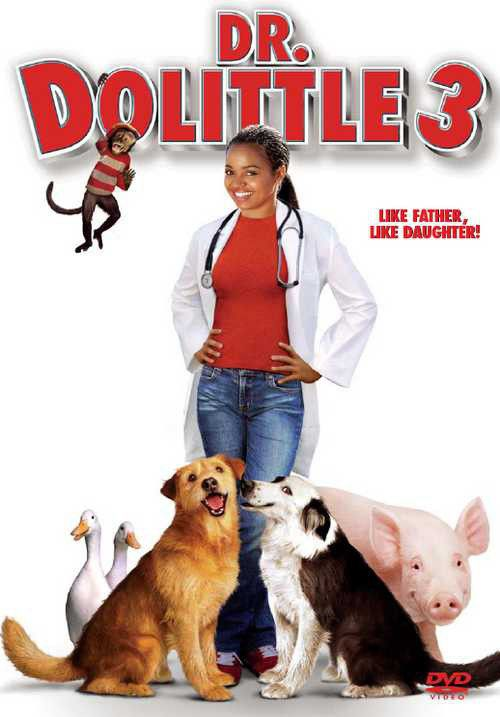 Dr. Dolittle 3 : Tail to the chief