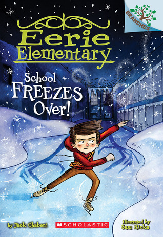 School freezes over!