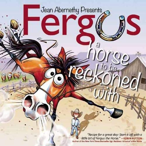 Fergus : a horse to be reckoned with