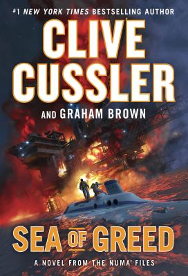 Sea of greed : a novel from the Numa files