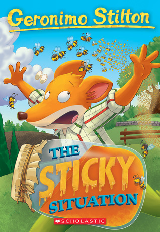 Geronimo Stilton. V.75, The sticky situation /