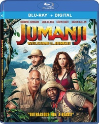 Jumanji : welcome to the jungle